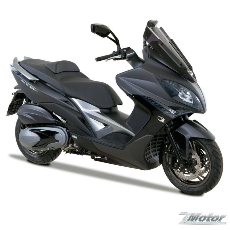 Kymco Xciting 400 ABS Palermo