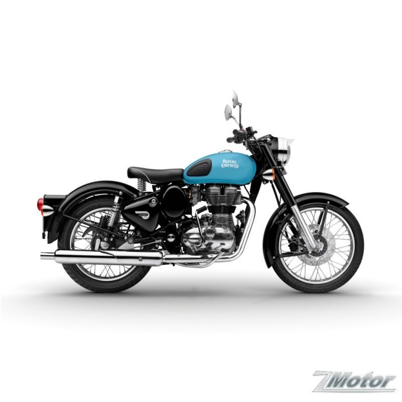 Royal Enfield Classic 500 Palermo