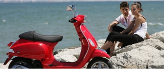 Concessionaia ufficiale scooter Kymco Palermo