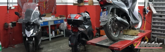 officina per scooter Palermo