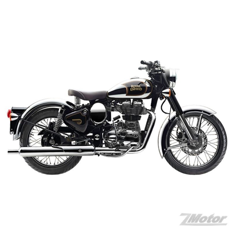 Royal Enfield Classic Chrome 500 Palermo