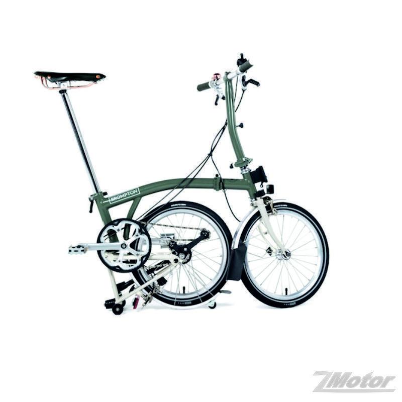 Z Motor Vendita Biciclette Ml2 Brompton Palermo Sicilia