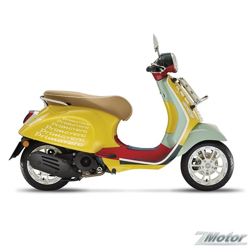 Vespa Primavera 125 Touring Sean Wotherspoon ABS