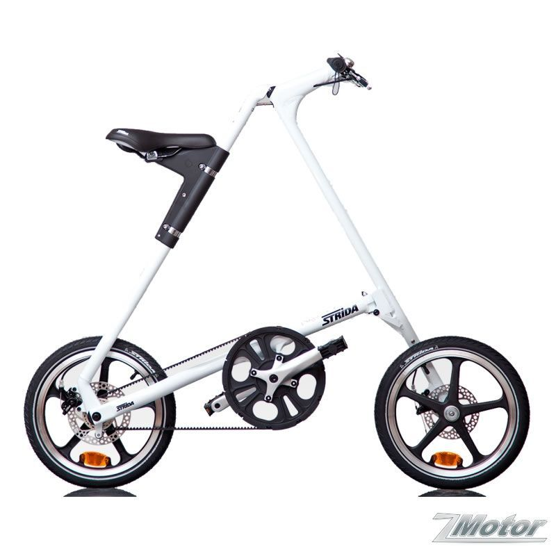 VenditaStrida Roma Strida White Palermo