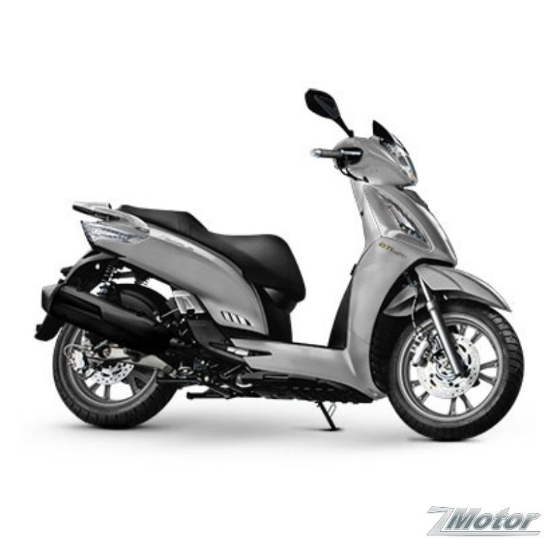 Kymco People GTi 125 E4 Palermo