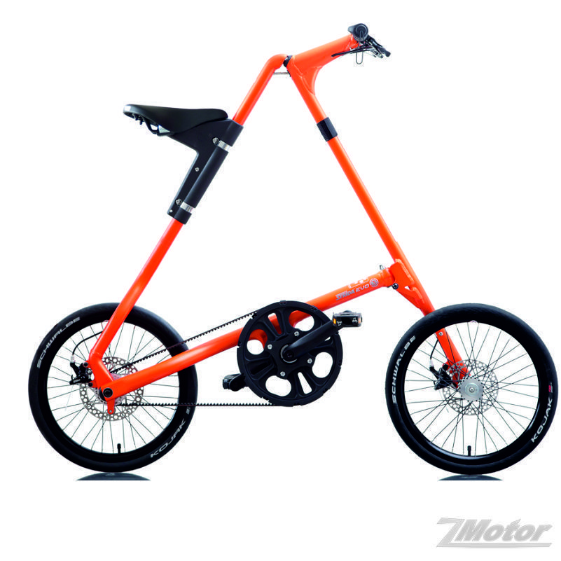 VenditaStrida Roma Strida Evo Orange Palermo