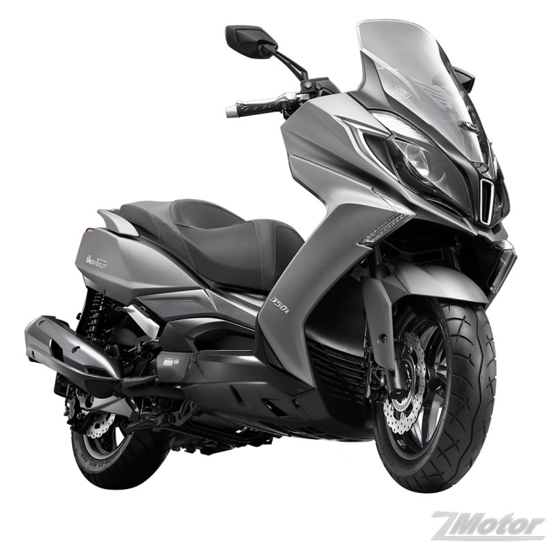 Kymco Downtown Palermo