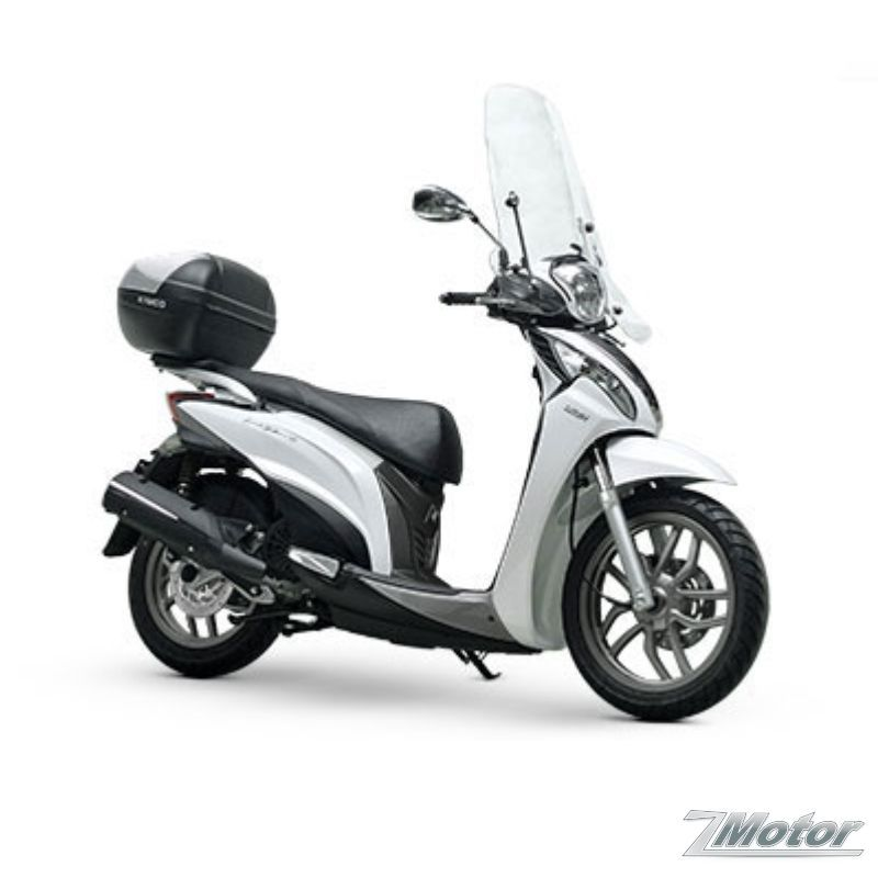 Kymco Gamma People Palermo