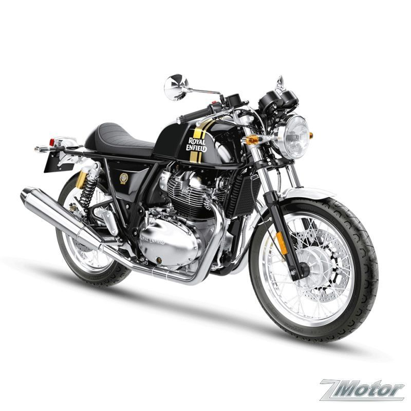 Royal Enfield Continental GT Palermo