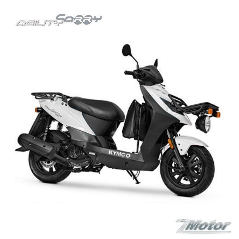 Kymco Gamma Agility Carry Palermo